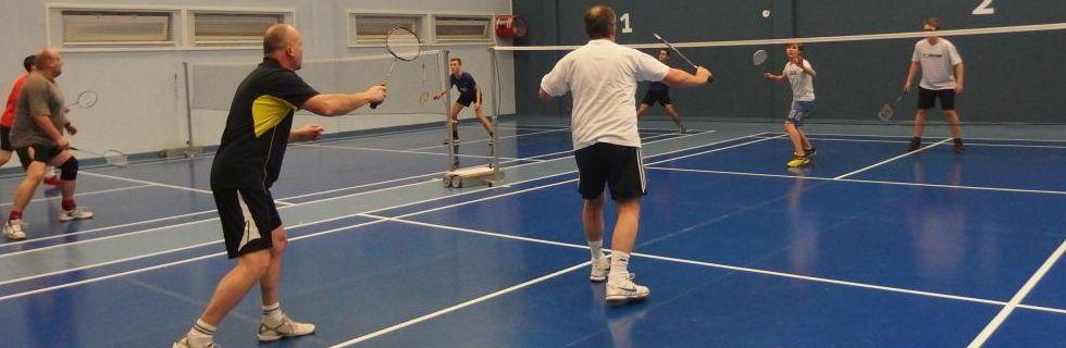 Družstva RSC C vs. Badminton Sharks