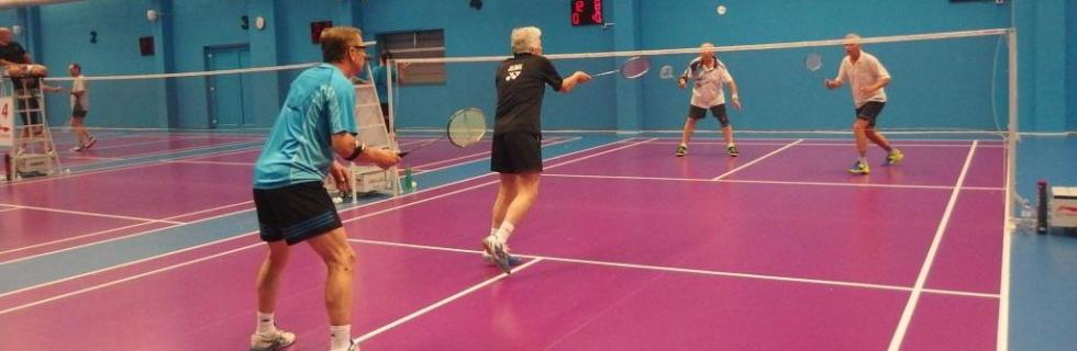 MČR seniorů v badmintonu 2018