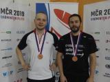 MČR 2019 - Dvě bronzové medaile pro P.Jelínka