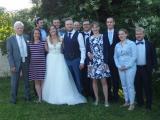 Blahopřání novomanželům - Elišce a Petrovi
